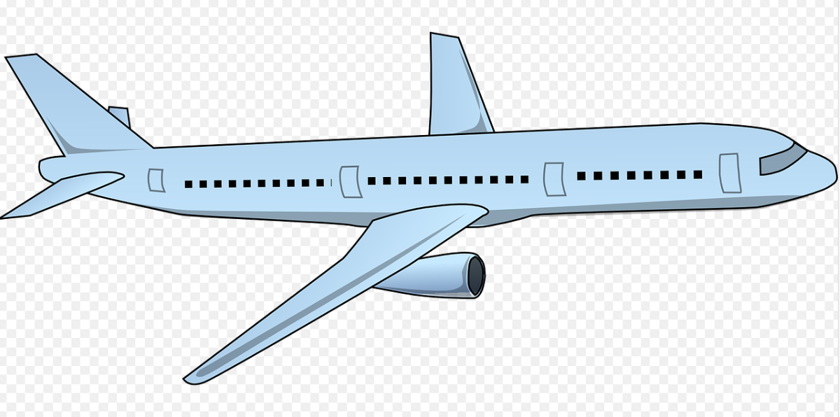moderní letadlo